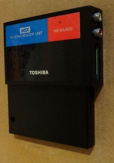Hxmu900 Lista de Interfaces e Dispositivos para MSX