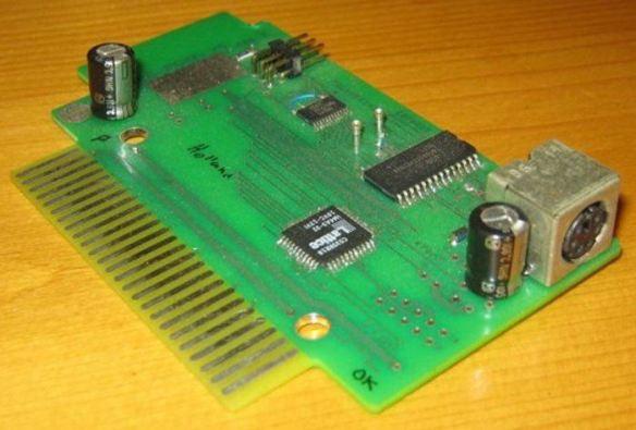 keyboardinterface Lista de Interfaces e Dispositivos para MSX