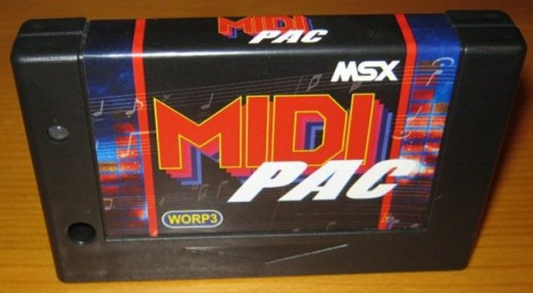 midipac Lista de Interfaces e Dispositivos para MSX
