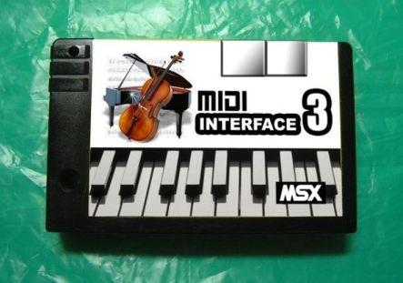 msxmidi1 Lista de Interfaces e Dispositivos para MSX