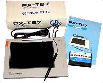 pioneer_px7_px-tb7_1 Lista de Interfaces e Dispositivos para MSX
