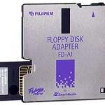 Análise Adaptador de Disquete - FlashPath Floppy Disk Adapter