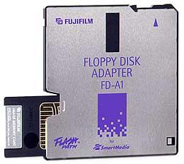 FujifilmFlashPathFD-A1-M Análise Adaptador de Disquete - FlashPath Floppy Disk Adapter