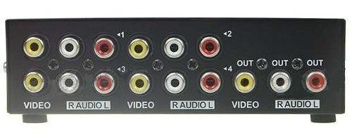 chaveador-seletor-de-video-e-audio-composto-rca-av-4x1-13990-MLB4298077093_052013-O Organizando o Som de Suas Máquinas Retrô