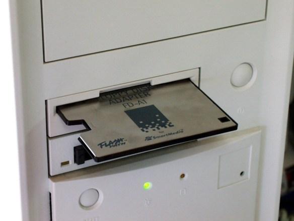 pic00005-1024x768 Análise Adaptador de Disquete - FlashPath Floppy Disk Adapter
