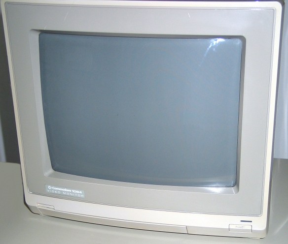 Commodore_1084-D_www.rabayjr.com_ Monitor Commodore 1084 no PC-XT