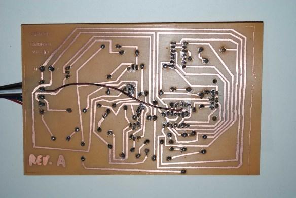 placa-rgbi2rgba-1 Como Converter Sinal da placa CGA do PC-XT usando a placa GBS 8200