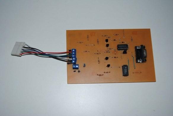 placa-rgbi2rgba-2 Como Converter Sinal da placa CGA do PC-XT usando a placa GBS 8200
