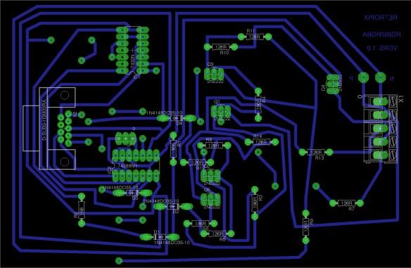 placa-rgbi2rgba Como Converter Sinal da placa CGA do PC-XT usando a placa GBS 8200