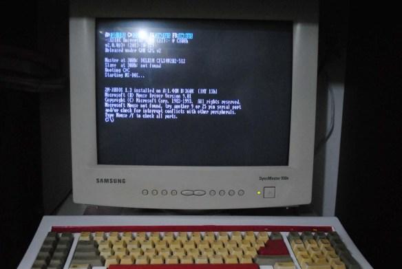 rgbi2rgba-teste2 Como Converter Sinal da placa CGA do PC-XT usando a placa GBS 8200