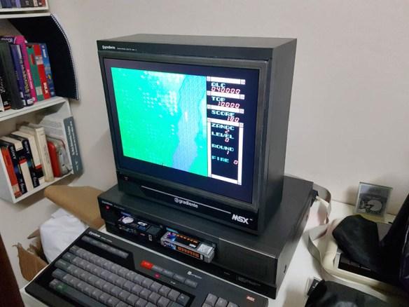 casemod-gradiente-mbw-12-samsung-510n-2 Casemod Monitor  Mbw-12 Gradiente com Monitor Samsung 510N