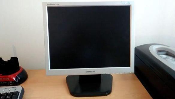 samsung-510n Casemod Monitor  Mbw-12 Gradiente com Monitor Samsung 510N