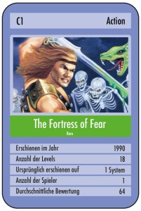 cardtfof 201x300 - Wizards & Warriors X - The Fortress of Fear (GameBoy, 1990)