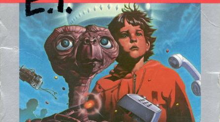 E.T. – The Extra-Terrestrial (Atari 2600, 1982)