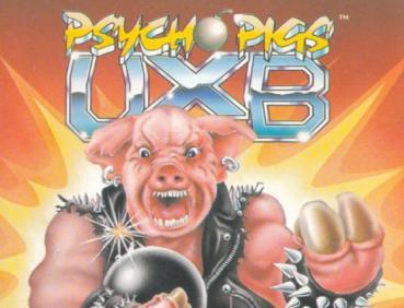 Psycho Pigs UXB (C64, 1988)