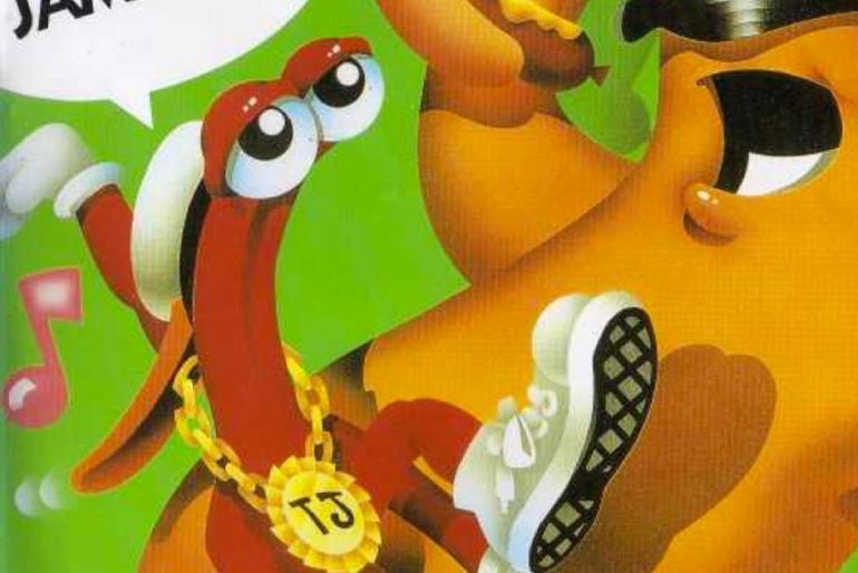 Toejam & Earl (Sega MegaDrive, 1991)