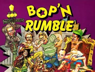Bop´ n Rumble (C64, 1987)