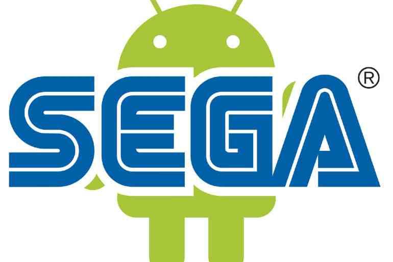 Sega goes Android