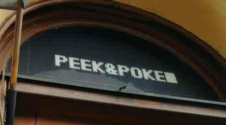Das Peek&Poke in Kroatien