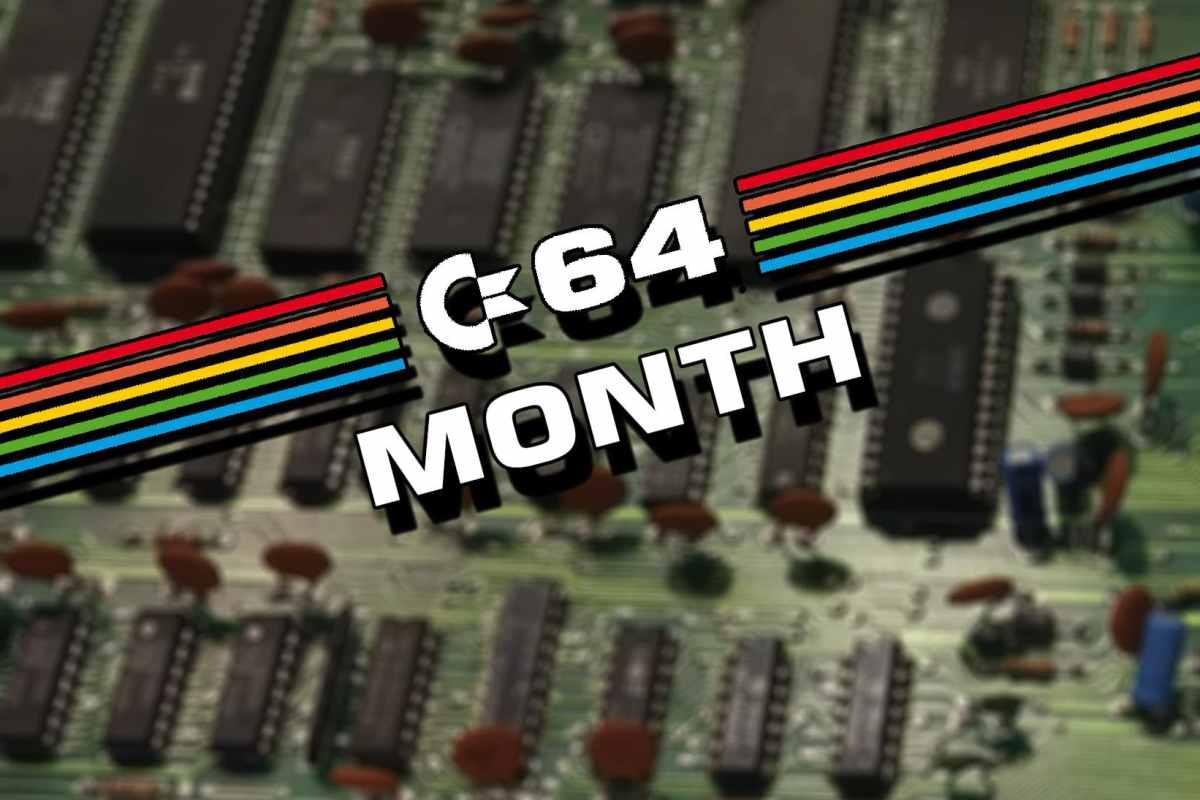 Der Monat des Commodore64