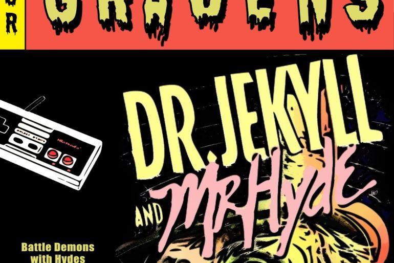 #VidGra – Dr. Jekyll and Mr. Hyde (NES, 1988)
