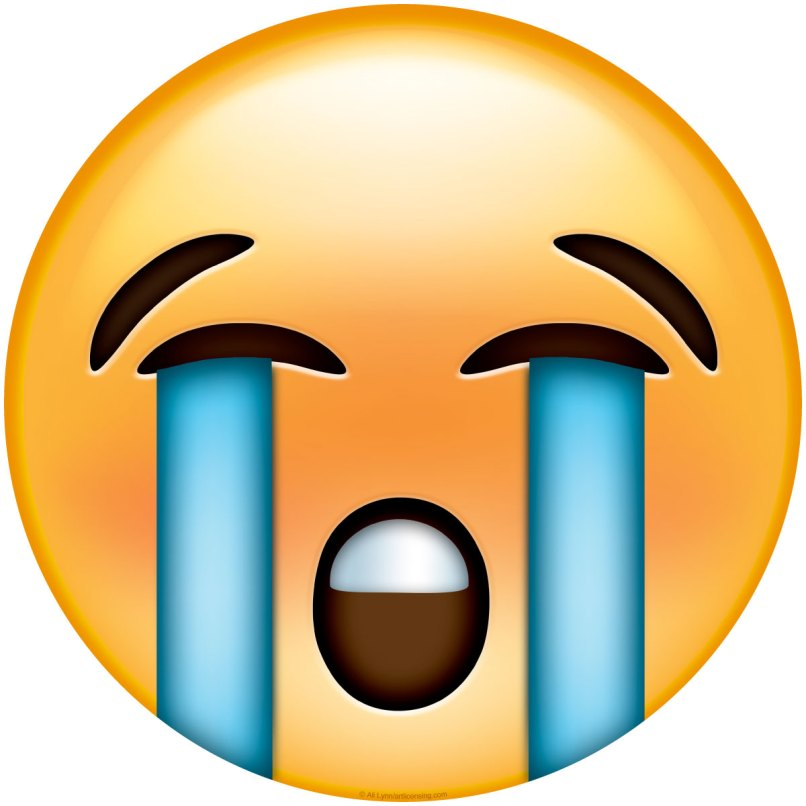 Image Of Sad Face With Tears