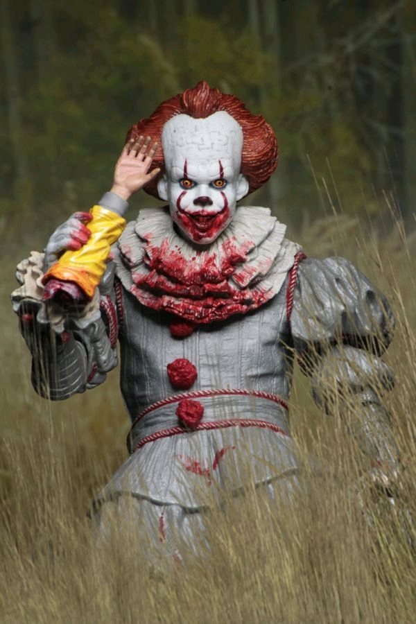 It 2017 Pennywise I Heart Derry 7 Figure Retrospace