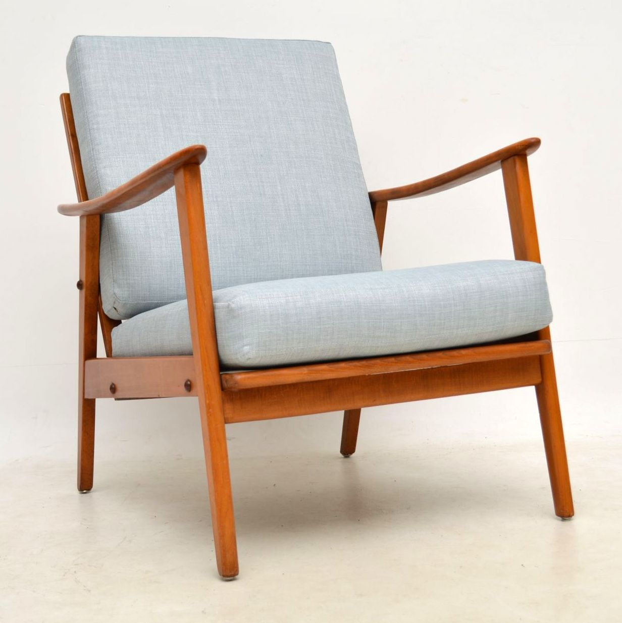 1960s Danish Vintage Armchair Retrospective Interiors