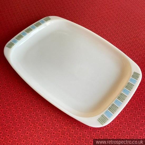 JAJ Pyrex Serving Platter