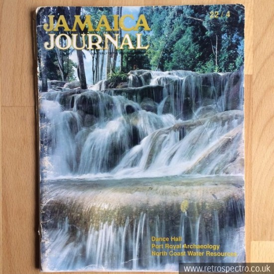 Jamaica Journal magazine