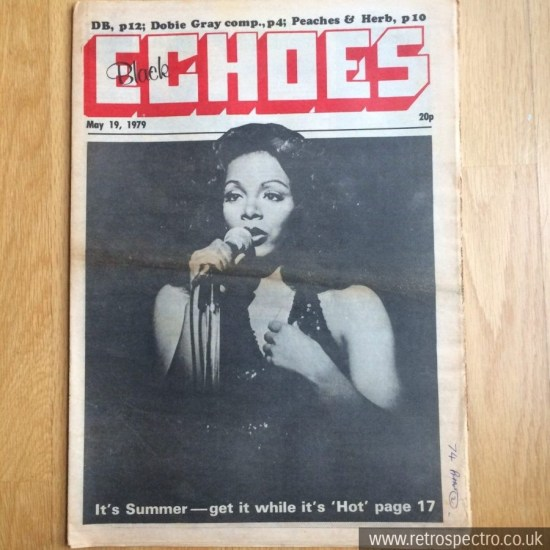 Black Echoes 19 May 1979
