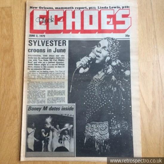 Black Echoes 2 June 1979