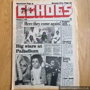 Black Echoes 4 February 1978