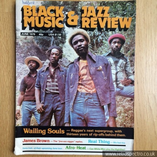 Black Music & Jazz Review - June 1979
