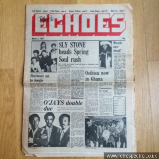 Black Echoes 5 March 1977