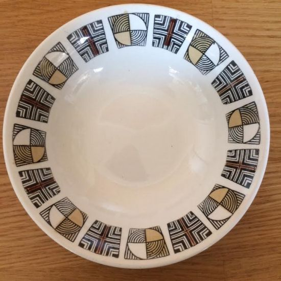 Broadhurst cereal bowl