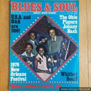 Blues & Soul - No 200