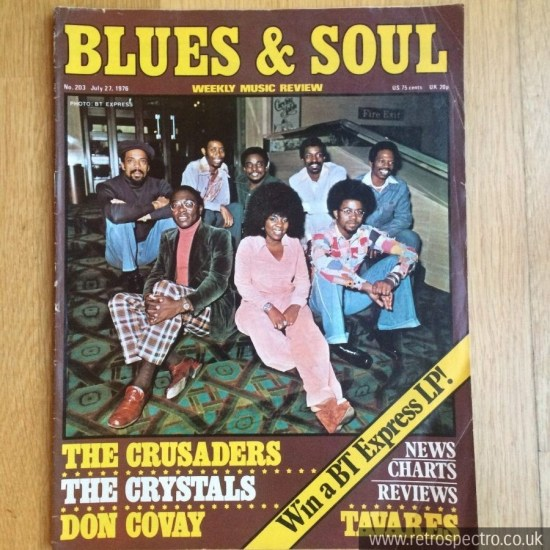 Blues & Soul - No 203
