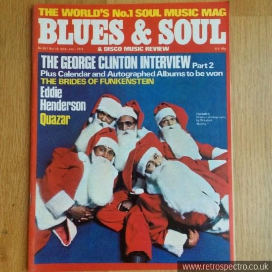 Blues & Soul - No 267