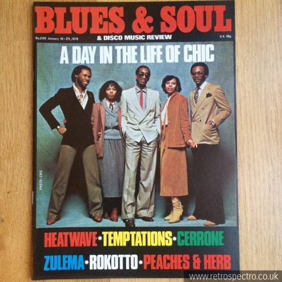 Blues & Soul - No 269