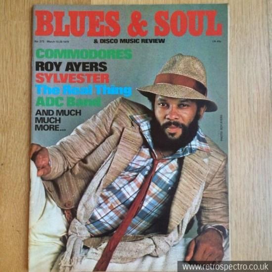 Blues & Soul - No 273