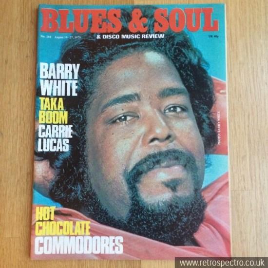Blues & Soul - No 284
