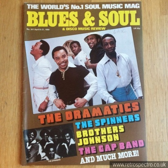 Blues& Soul - 301