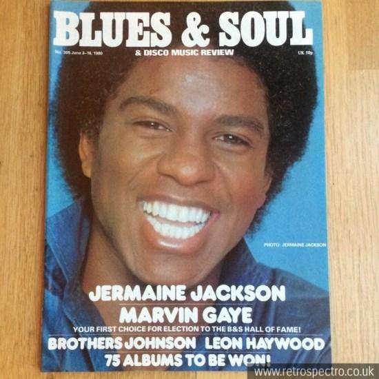 Blues & Soul - 305