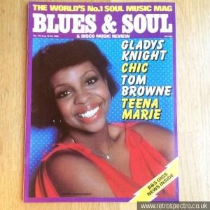 Blues & Soul - 310