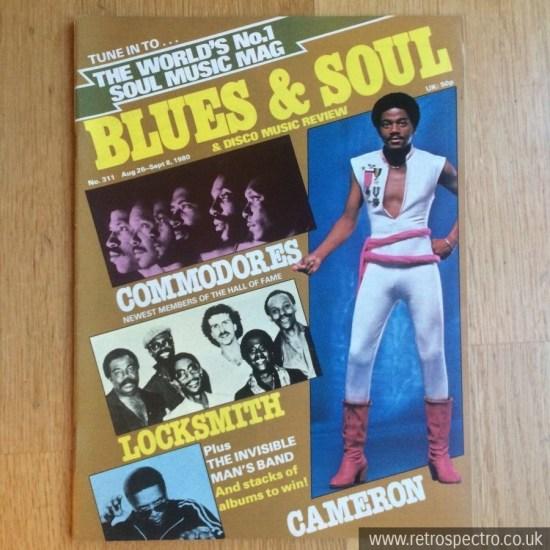 Blues & Soul - 311