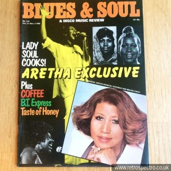 Blues & Soul - 315 Aretha Franklin