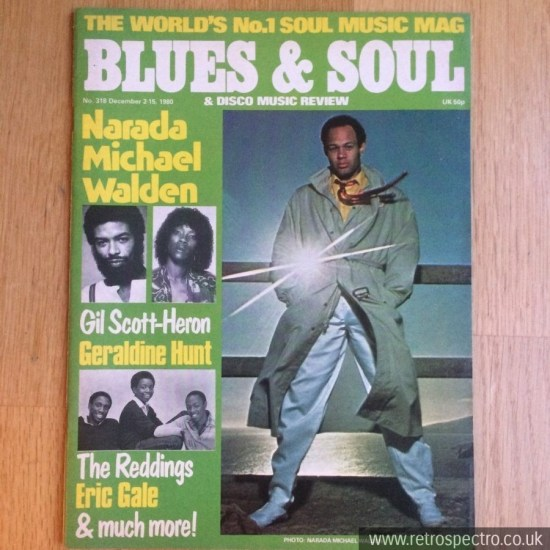 Blues & Soul - 318 - Narada Michael Walden