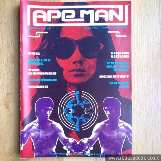 Ape Man magazine No 3