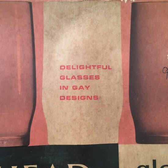 Ravenhead Chunkie glass